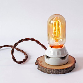 FleaMarketRx - Gamine Radio Beacon Table Lamp