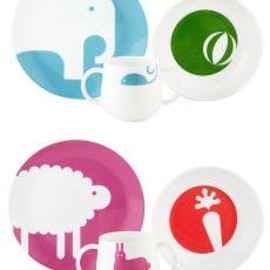 kate spade NEW YORK - Pippin kids plates set
