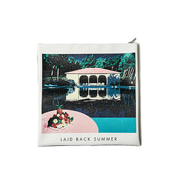 MAGIC STICK, 永井博 - LAID BACK SUMMER COLLECTION feat. HIROSHI NAGAI 12inch VINYL POUCH