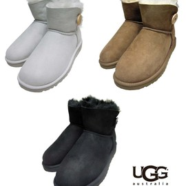 UGG Australia - W's MINI BAILEY BUTTON