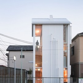Takahashi Maki & Associates, - White Hut, Saitama Prefecture