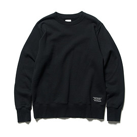 uniform experiment - UEN PHYSICAL FITNESS CREW NECK SWEAT