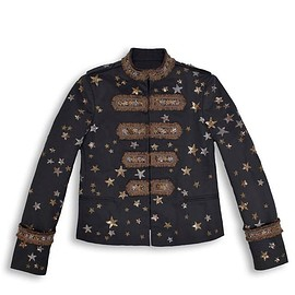 VALENTINO, GOOP - VALENTINO × GOOP Capsule Collection Officer Jacket