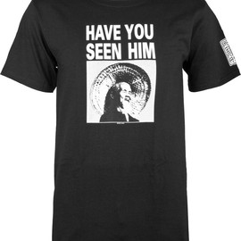 Powell-Peralta - Animal Chin Have You Seen Him? T-Shirt, Black