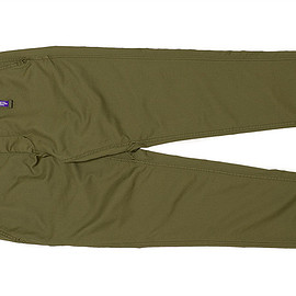 THE NORTH FACE PURPLE LABEL - COOLMAX Stretch Twill Tapered Pants-Khaki