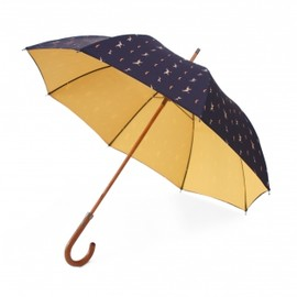 London Undercover - Agi & Sam x London Undercover Navy Dog Hunt Umbrella
