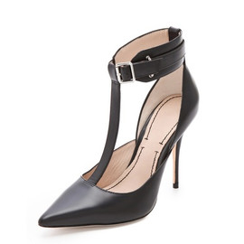 Elizabeth and James - T Strap Pumps
