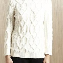 DRIES VAN NOTEN - AW2011 Dries Van Noten Tensile Sweater