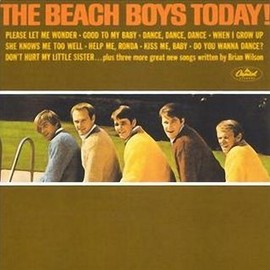 The Beach Boys - The Beach Boys Today