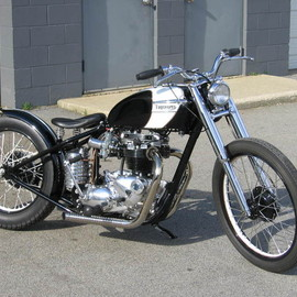 Triumph - chopper