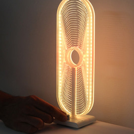 Arnout Meijer - Thanks for the Sun Series Lighting / Table Lamp