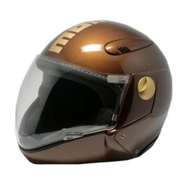 MOMODESIGN HELMETS - DEVIL 'BROWN' METALICA LIMITED COLOR