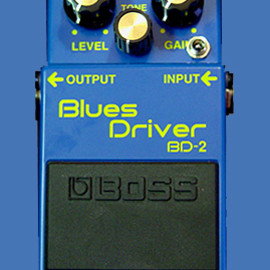 Keeley - Boss Blues Driver Mod