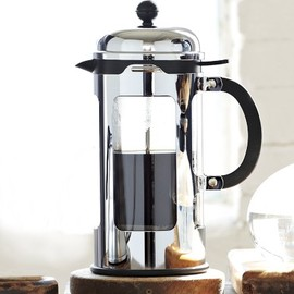 Bodum - Chambord French Press with Locking Lid, 8-Cup