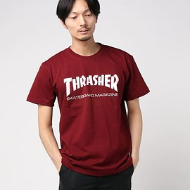 THRASHER - MAG HEAVY WEIGHT S/S T-SHIRTS