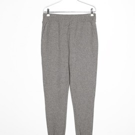 MANGO - Wool-blend jogging trousers