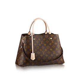 LOUIS VUITTON - Louis Vuitton Montaigne MM
