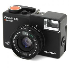 AGFA PHOTO - OPTIMA 535 sensor