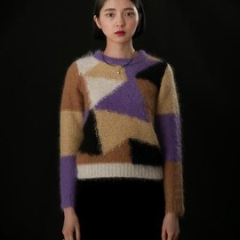 mother - ▲MOHAIR KNIT(S)