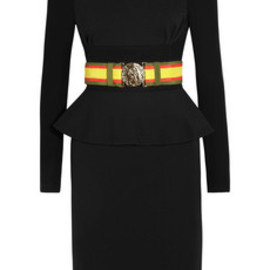 Altuzarra - Addax stretch-jersey peplum dress