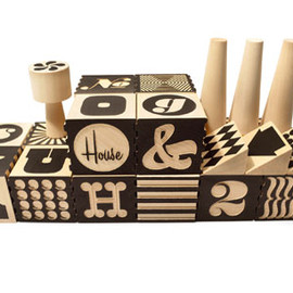 House Industries - Alphabet Factory Blocks
