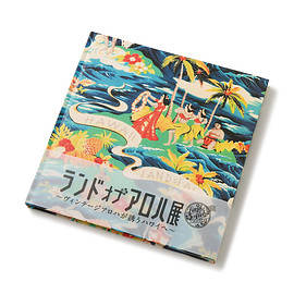 "SUN SURF - Vintage Aloha Shirts Book ""LAND OF ALOHA"""