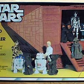 Kenner - STAR WARS, Radio Controlled Jawa Sandcrawler