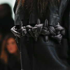 Rick Owens - Fall 2013 - detail