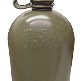 Military Surplus - 1 Qt. Collapsible Canteen
