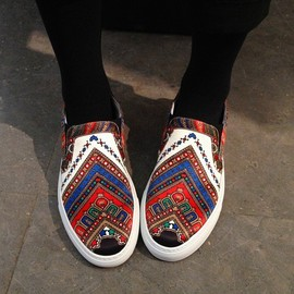 GIVENCHY - Slip On Sneakers