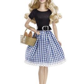 Barbie I can be president 2012