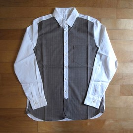 "DISCOVERED - Suit Shirt ""Beige"""