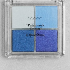 & Other Stories - Eye colour palette blue-navy