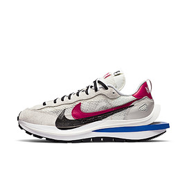 NIKE, sacai - Nike x sacai Vaporwaffle SAIL/FUCHSIA-LIGHT BONE GAME ROYAL