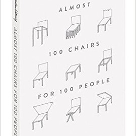 Moleskine - Almost 100 Chairs for 100 People