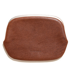 Hender Scheme - Snap Purse Big-Brown