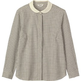 Toast - TONAL CHECK SHIRT