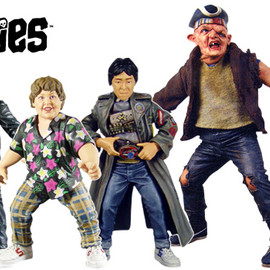 Mezco - The Goonies - Action Figures Series 1: Set Of 5