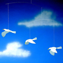 FLENSTED MOBILES - Three Seagulls