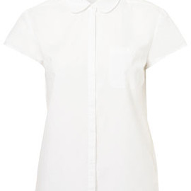 TOPSHOP - Peterpan Collar Shirt