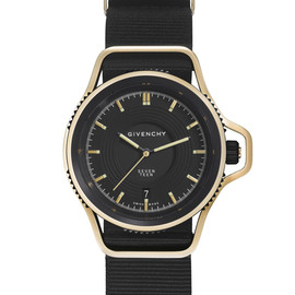 "GIVENCHY - Limited Edition Black and Gold ""Seventeen"" Watch by Riccardo Tisci for Givenchy"
