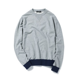 SOPHNET. - CREW NECK SWEAT