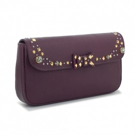 miu miu - 2012F/W★関税込☆Miu Miu Embellished Clutch  1