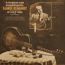 Django Reinhardt And The Quintet Of The Hot Club Of France With Stephane Grappelly - Djangology (Vinyl,LP)
