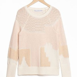 & Other Stories - & Other Stories | Urban Landscape Jacquard Sweater