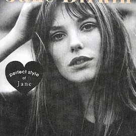 MARBLE BOOKS - Love!Jane Birkin―perfect style of Jane (MARBLE BOOKS Love Fashionista)