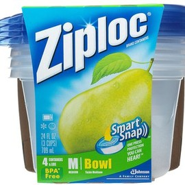 SC Johnson - Ziploc Container