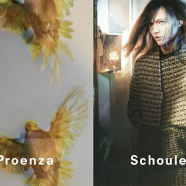 PROENZA SCHOULER - FALL/WINTER 2013/2014
