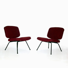 Thonet - Lounge chairs Designed by Pierre Paulin