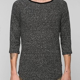 URBAN OUTFITTERS - BDG 3/4 Sleeve Shirt